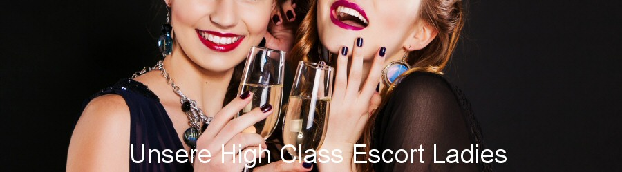 Unsere High Class Escort Ladies von Bellevue